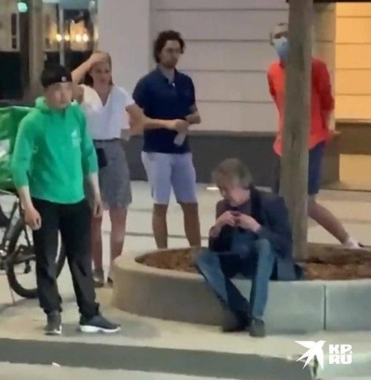 Михаил Ефремов не узнал себя на видео с места ДТП и рассказал о раздвоении личности