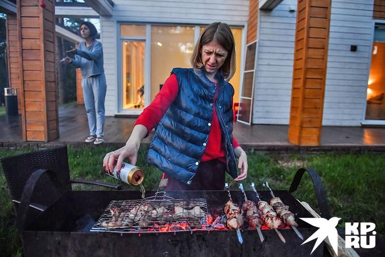В сезон шашлыков мясо дорожает