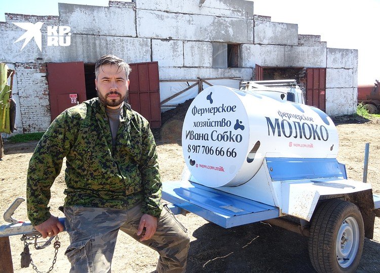 В конце июня «Комсомолка» рассказала о противостоянии фермера из Марий Эл Ивана Собко с местным минсельхозом
