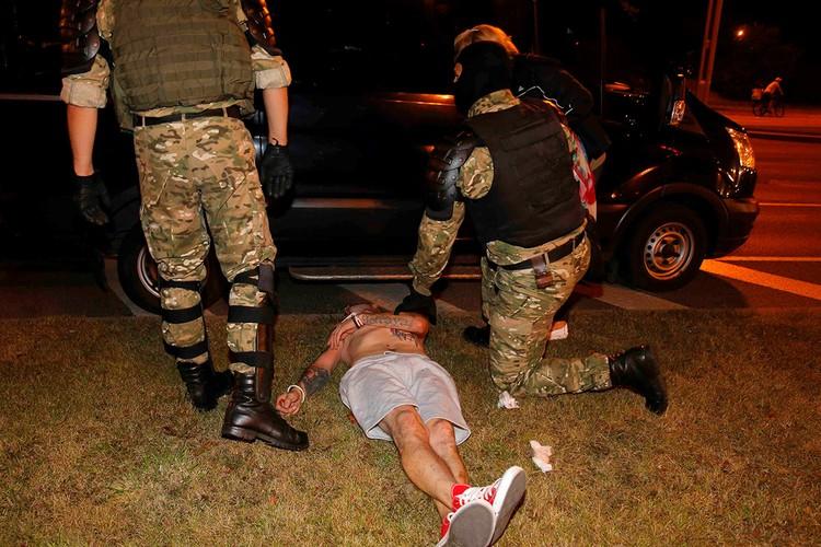 Судя по Скорой помощи, пролетающей мимо каждые 5 минут, пострадавших в Минске действительно много.