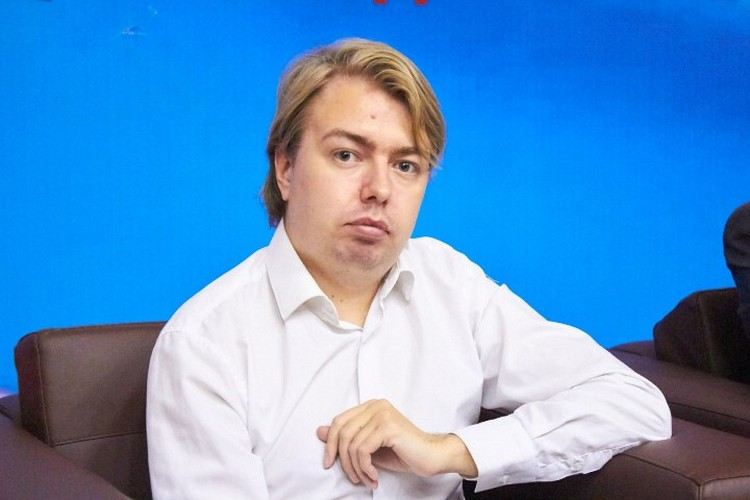 Политолог Александр Носович.