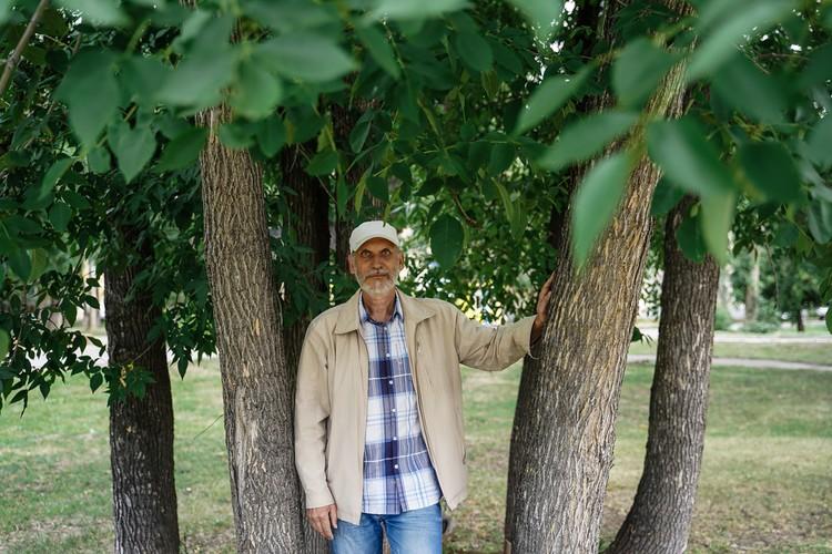 Вадим Ильин, коренной житель