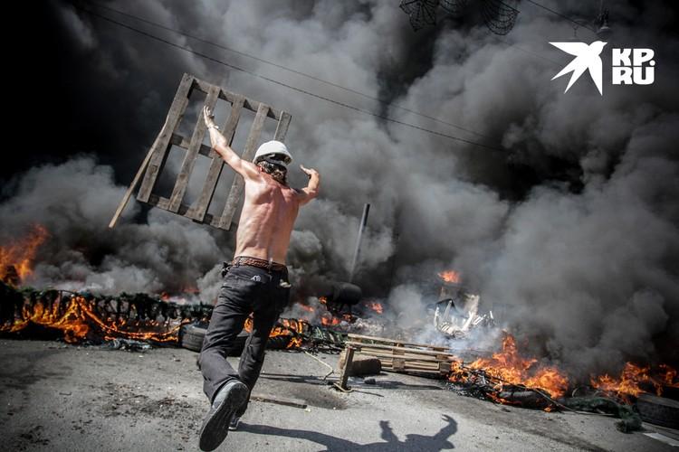 Именно польские структуры спровоцировали стрельбу на Майдане