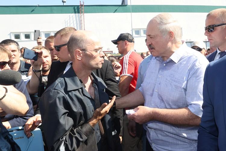 Давайте признаем очевидное. Только сейчас Лукашенко и начал настоящую предвыборную борьбу
