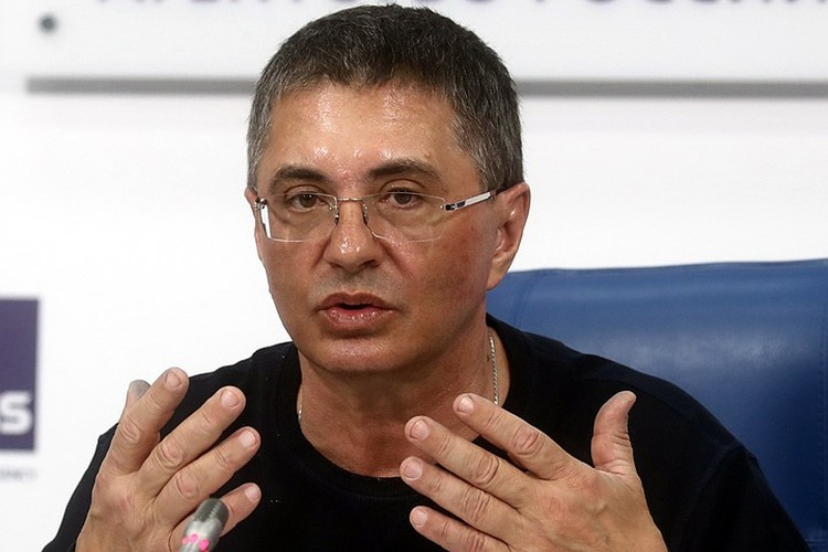 Александр Мясников. Фото: Сергей Фадеичев/ТАСС