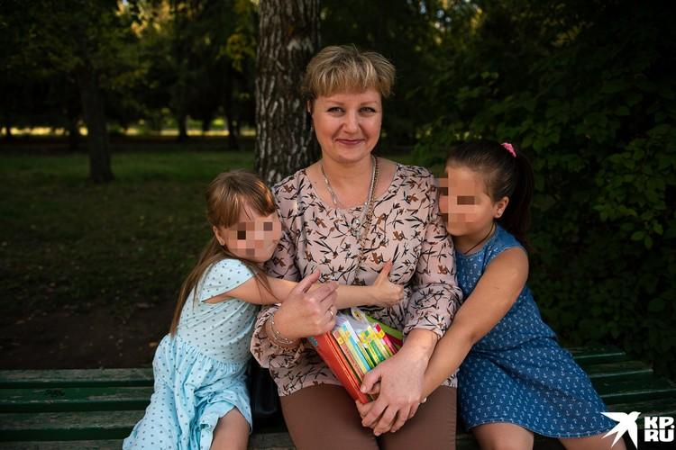 Девочки отлично чувствуют настроение мамы и понимают, что некоторые проблемы связаны с ними