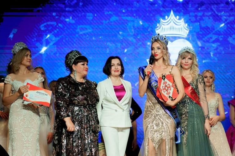 На конкурс съехались участницы со всей страны. Фото: личный архив героини публикации