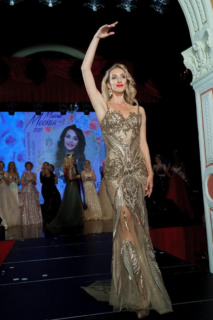 Каждый день конкурсантки представали в новом образе. Фото: личный архив героини публикации