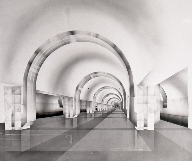 Станция Уральская. Фото: Государственный архив Свердловской области
