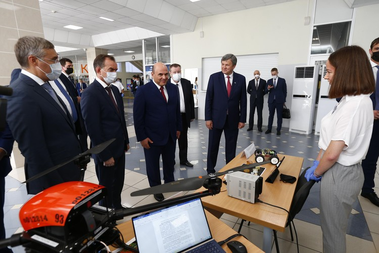 Гости из Москвы побывали в научных и медицинских центрах Краснодарского края