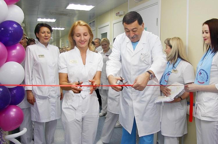 За последние 5 лет финансирование здравоохранения на Кубани выросло вполовину, были открыты медицинские центры мирового уровня