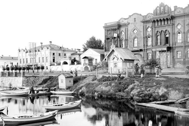 В Екатеринбурге была убита не только Царская семья, но и родственник Ленина. Фото: Государственный архив Свердловской области