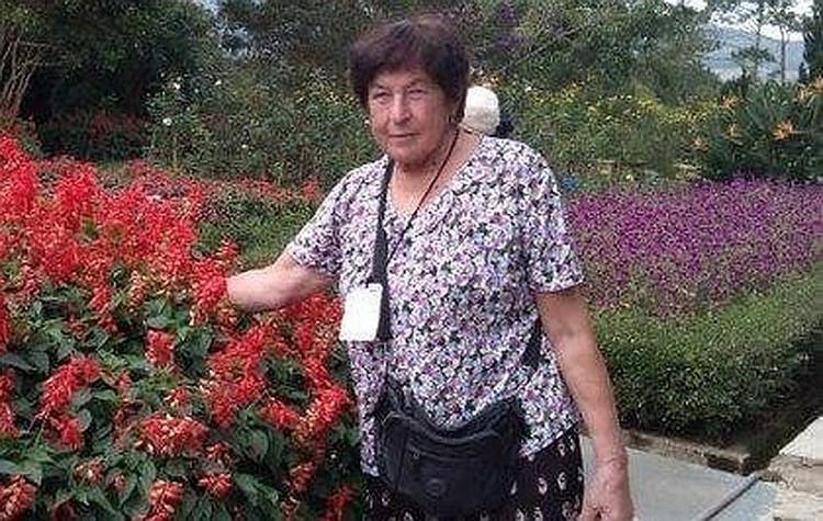 Надежду Рамошину ищут уже четвертые сутки. Фото: «Лиза Алерт»