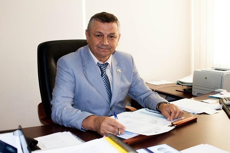 Министр образования и науки ДНР Михаил Кушаков