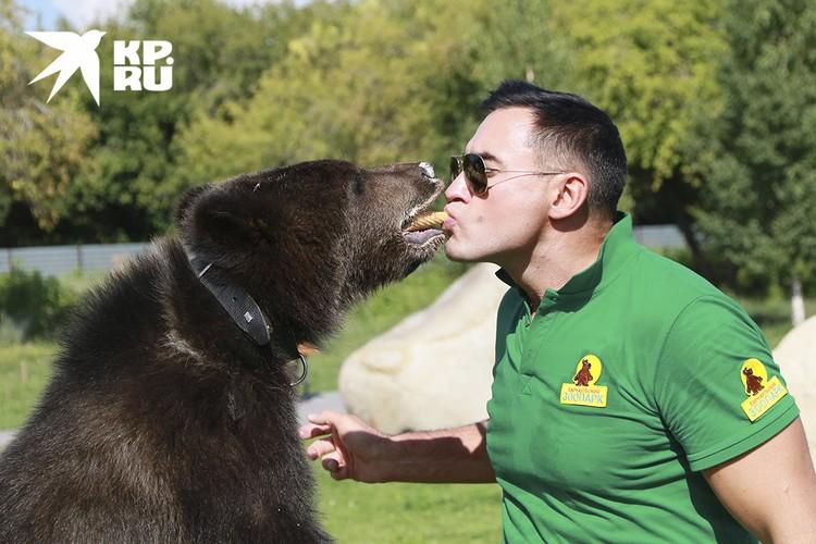 День рождения Барнаульского зоопарка.