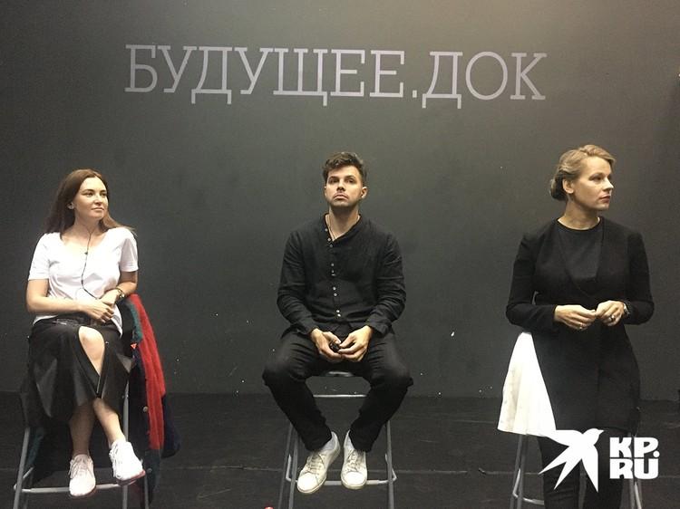 """В этот раз Будущее «озвучивали"""" актеры сериала """"Школа"""""""