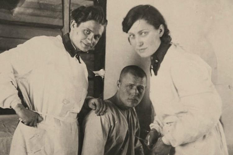 Фельдшер Аполлинария встретила мужа, когда пошла за лекарствами