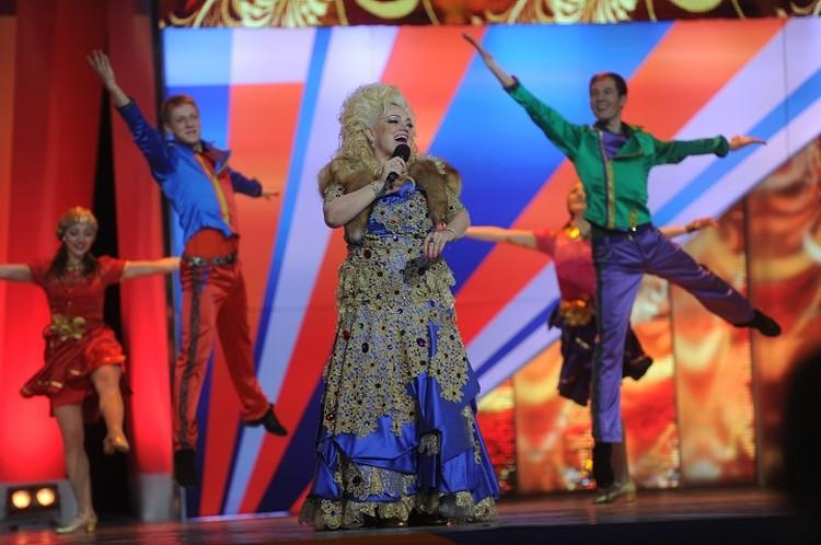 Надежда Кадышева подарит жителям Екатеринбурга традиционный осенний концерт