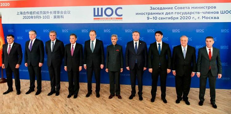 Следующий саммит ШОС запланирован на ноябрь нынешнего года. Фото: https://www.gov.kz/