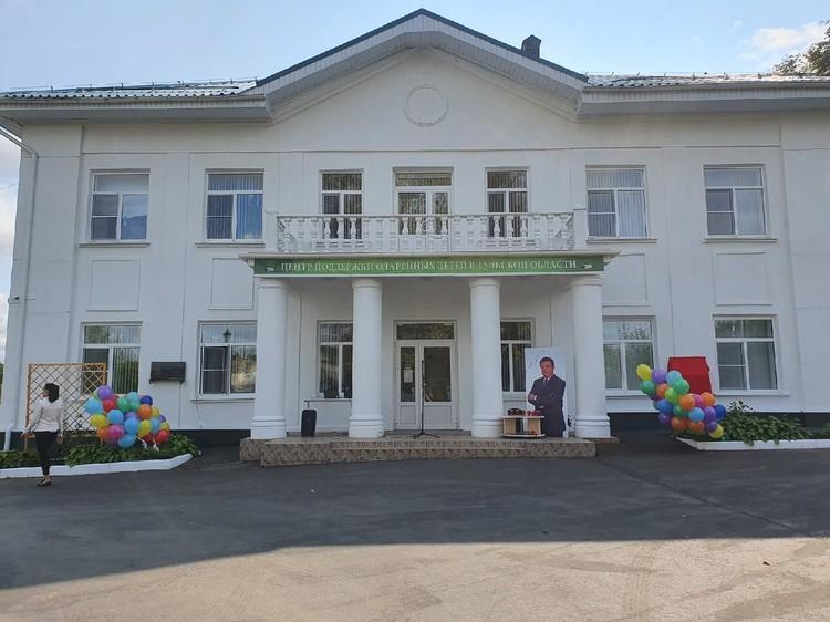 Здание Яснополянского детского дома (Центр поддержки одаренных детей)
