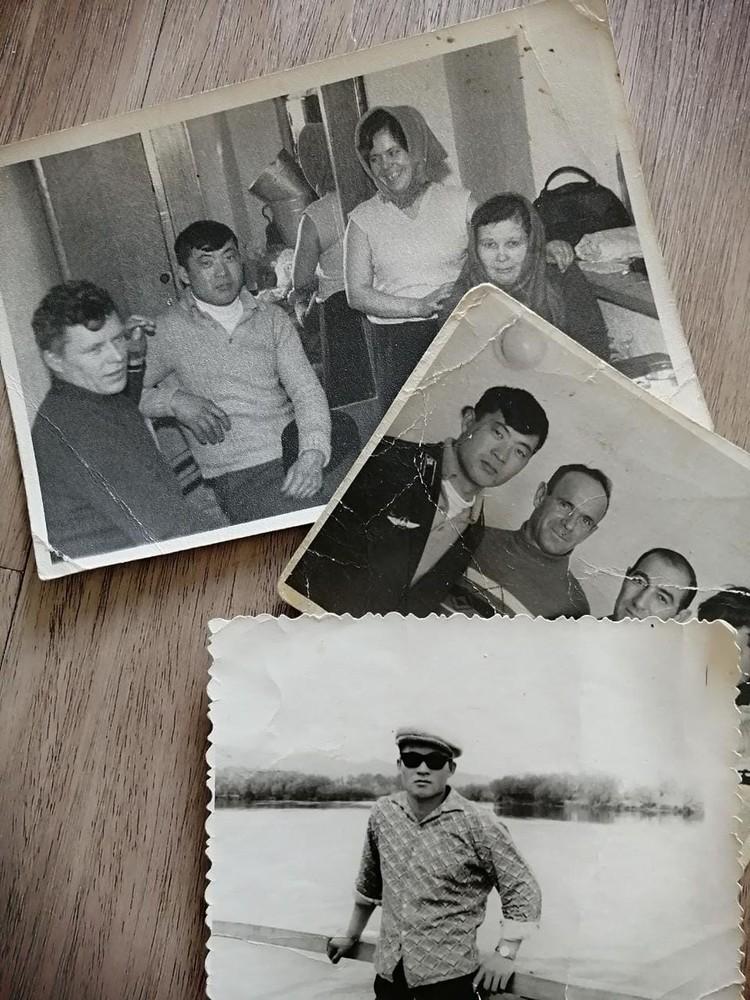 Семья хранила фото родного человека, который пропал. Фото: личный архив.