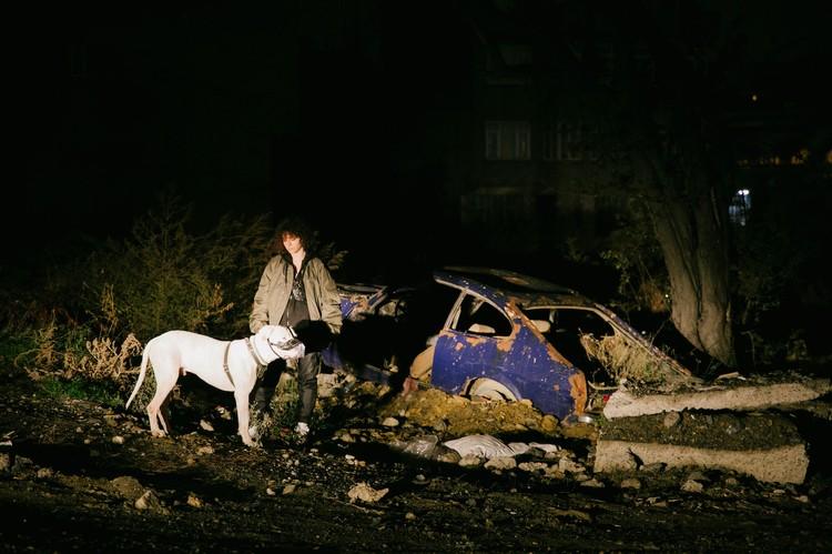 Кадр из фильма «Призраки»