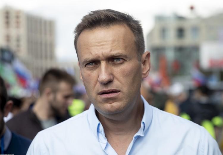Блогер и оппозиционер Алексей Навальный