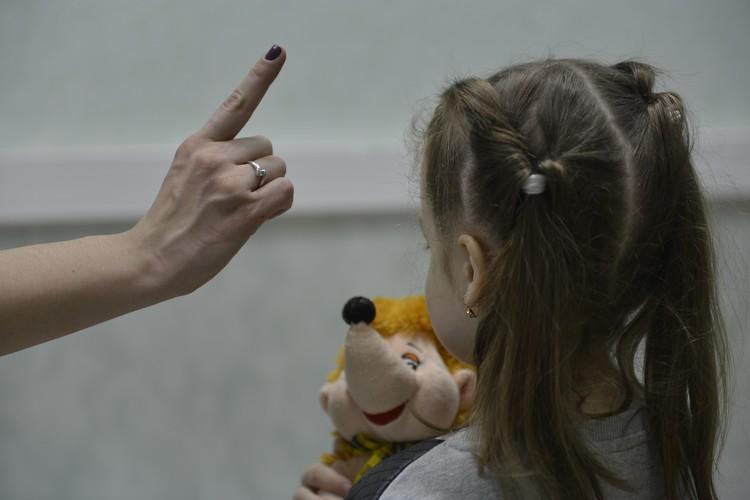В этом году число случаев жестокого обращения с детьми увеличилось