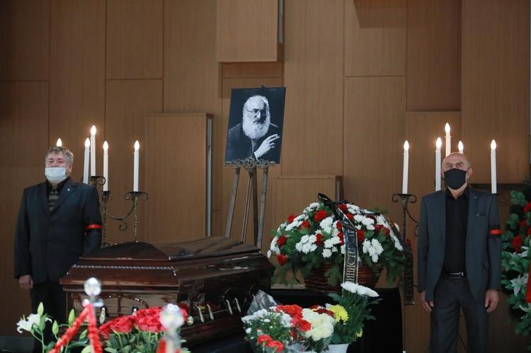 Арэгу Саркисовичу было 88 лет