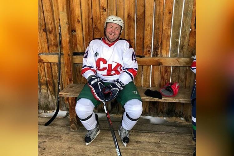 Владимир был спортсменом-хоккеистом и никогда не жаловался на здоровье