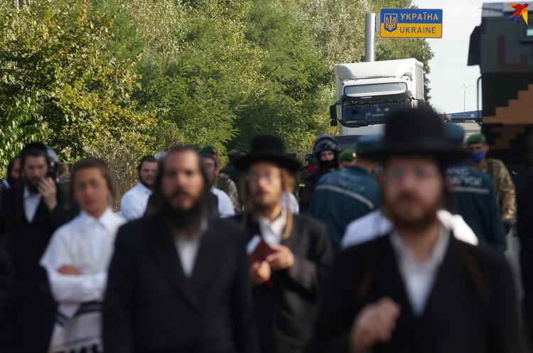 Украина пока закрыта для паломников