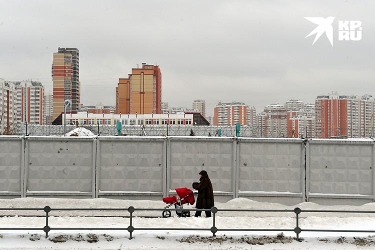 ТЭС в районе Некрасовка