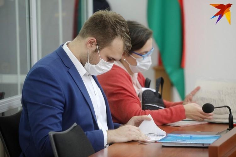 дело слушают в суде Фрузенского района