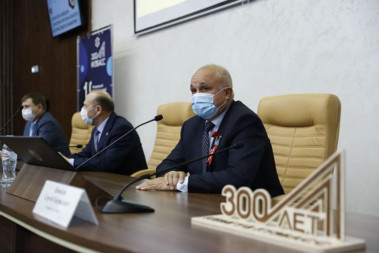 Новая кафедра создана по инициативе губернатора Сергея Цивилева. Фото: пресс-служба АПК