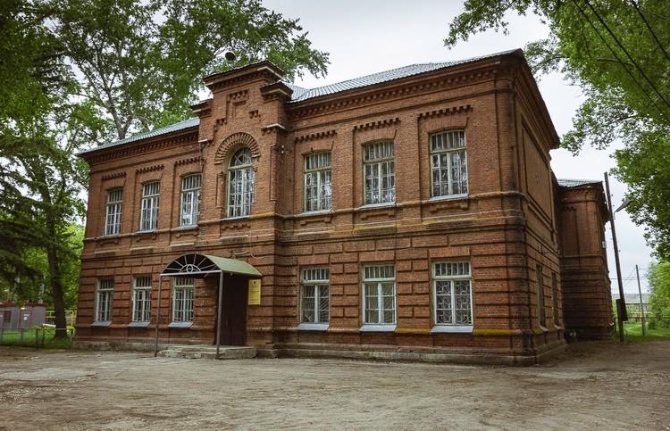 Рождественский сельскохозяйственный техникум. Фото: Алексей Авдейчев