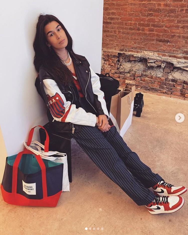 Дочь Натальи от первого брака Ургант считает своей. Эрика учится в Нью-Йорке. Фото: Инстаграм.