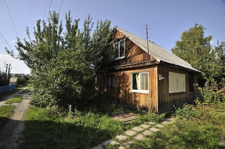 Дом, в котором убили Дмитрия