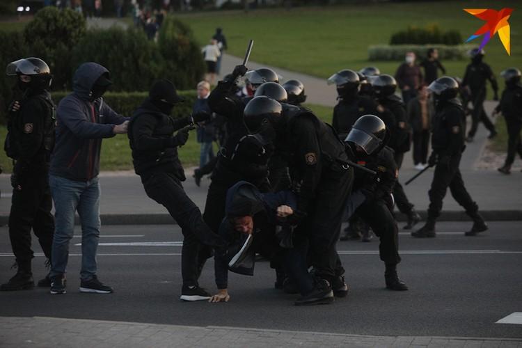 Минск. 23.09.2020 г.