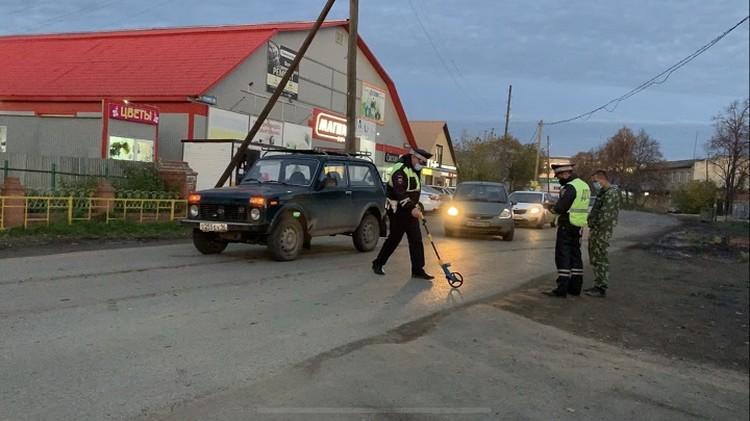 Госавтоинспекция Свердловской области призывает водителей неукоснительно соблюдать предписанный дорожными знаками скоростной режим и быть внимательными при движении. Фото: УГИБДД по Свердловской области