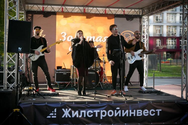 В честь этого события для горожан и гостей башкирской столицы организовали настоящий праздник с песнями, танцами и веселыми конкурсами