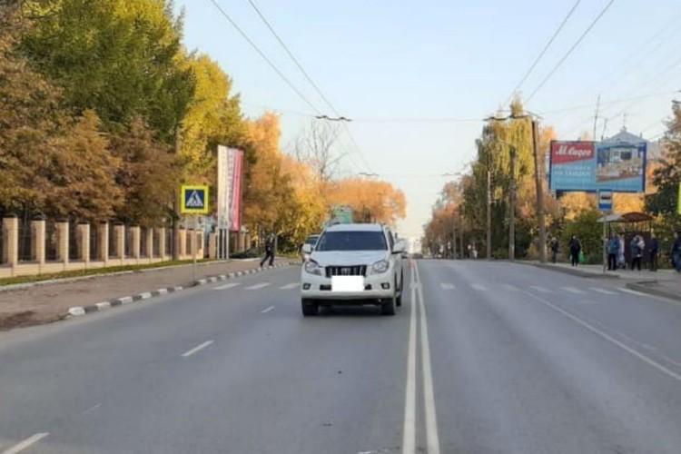 ДТП произошло в 6.40 у дома №20 на улице Ивана Попова. Фото: vk.com/gibdd43