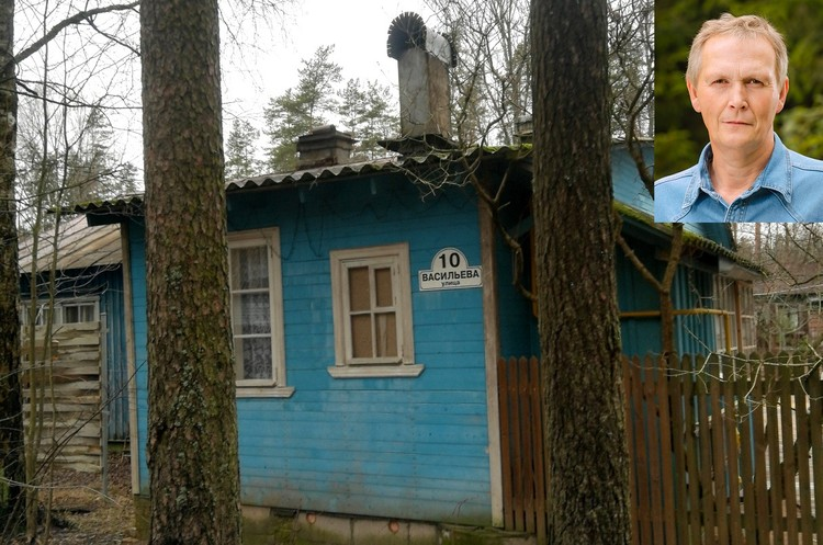 В доме депутата жили две семьи