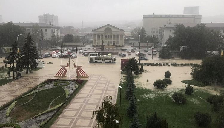 В Новороссийске включили сирены для оповещения горожан. Фото: admnvrsk.ru