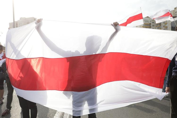Флагов было множество, разного размера.