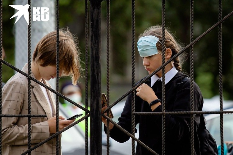 Многие школьники мечтают о дистанте