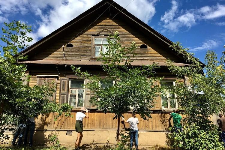 Первый день работы выдался жарким. Фото: сообщество Том Сойер Фест Тверь в Вконтакте/vk.com/tsf_tver