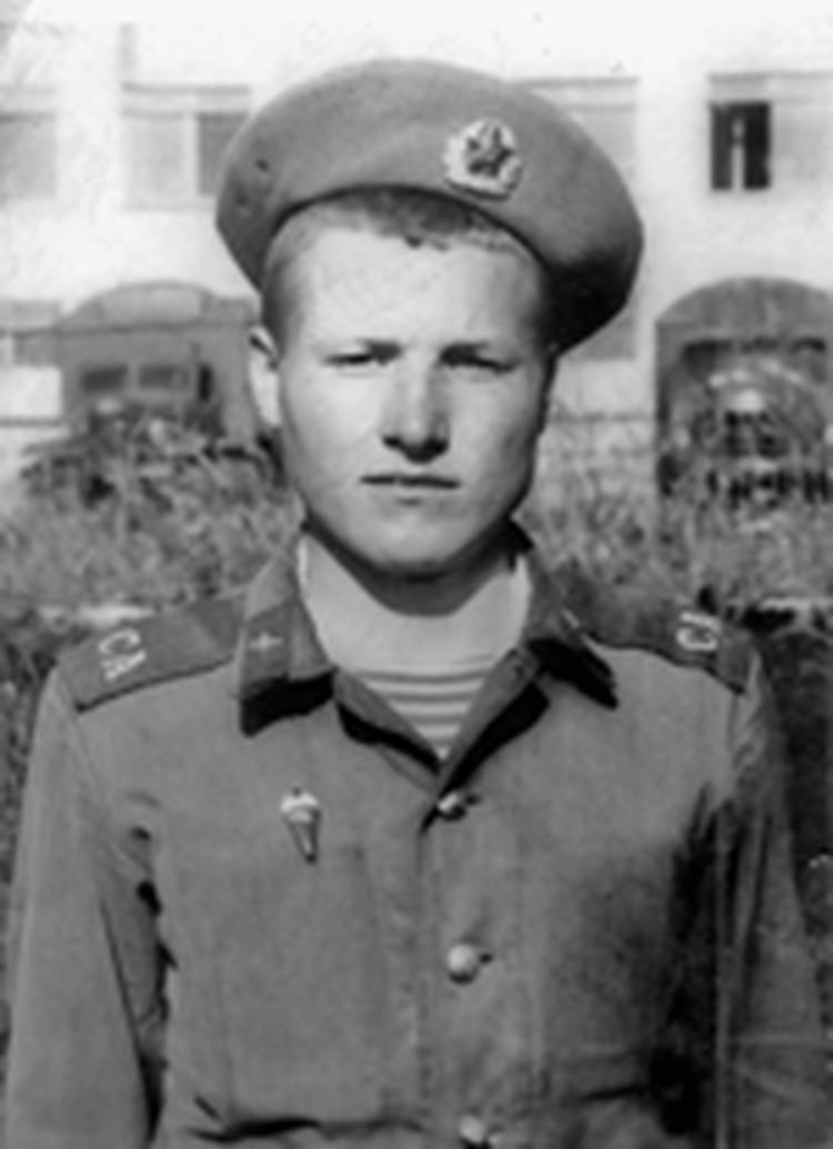 Александр Васильевич Козлов. Фото: Архив