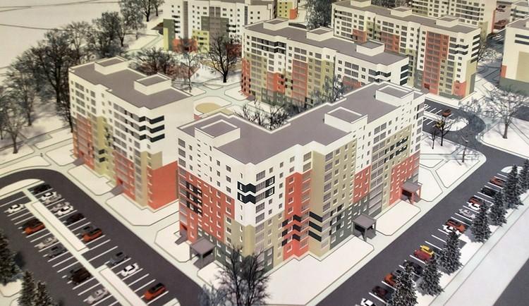 В Соколе скоро начнется строительство многоквартирных домов для нуждающихся.