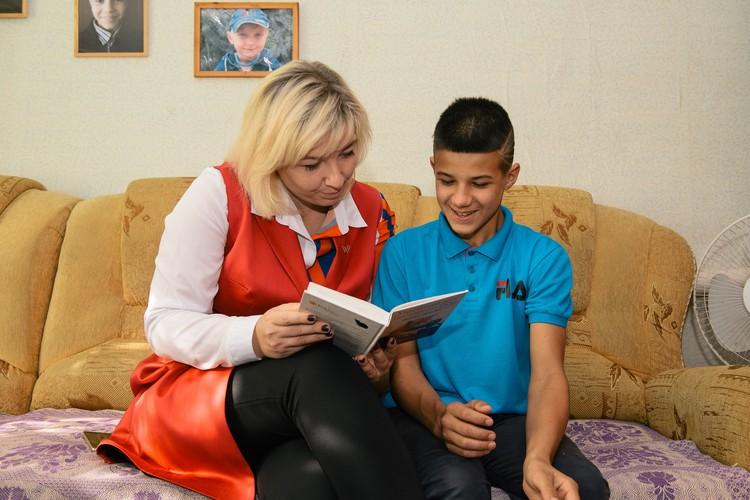 Екатерина Гудзима помогла Роме добиться положительного судебного решения