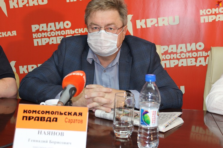 Заместитель главного врача по радиологии ГУЗ «Областной клинический онкологический диспансер» Геннадий Наянов